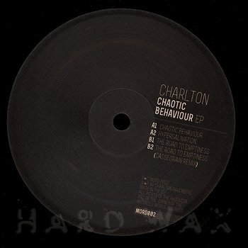 Cover art - Charlton: Chaotic Behaviour EP