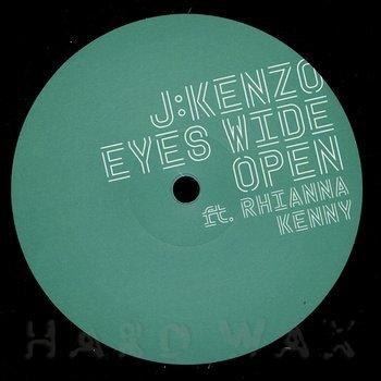 Cover art - J:Kenzo: Eyes Wide Open (feat. Rhianna Kenny)