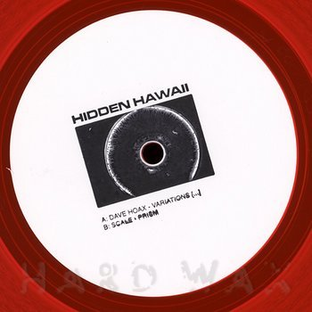 Cover art - Dave Hoax & Scale: Hidden Hawaii Ltd. 9