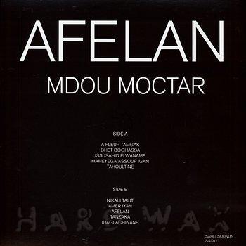 Cover art - Mdou Moctar: Afelan