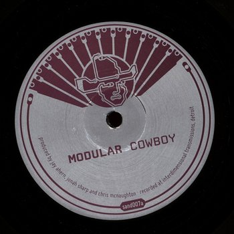 Cover art - Modular Cowboy: Modular Cowboy 7