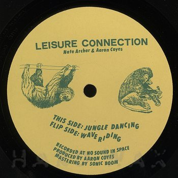 Cover art - Leisure Connection: Jungle Dancing