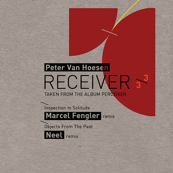 Cover art - Peter Van Hoesen: Receiver 3/3