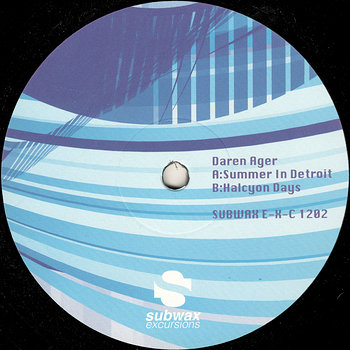 Cover art - Daren Ager: Summer In Detroit