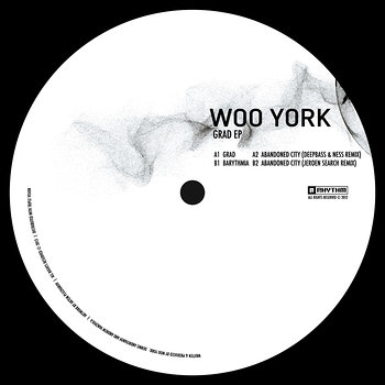 Cover art - Woo York: Grad EP