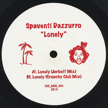 Cover art - Spaventi Dazzurro: Lonely