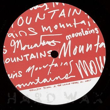 Cover art - Mountains: Centralia