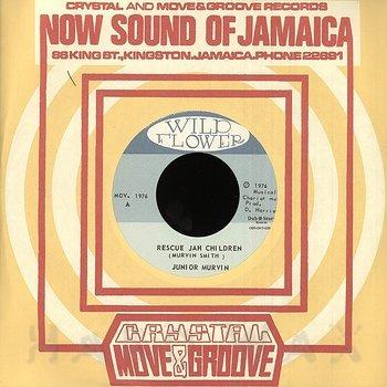 Cover art - Junior Murvin: Rescue Jah Children