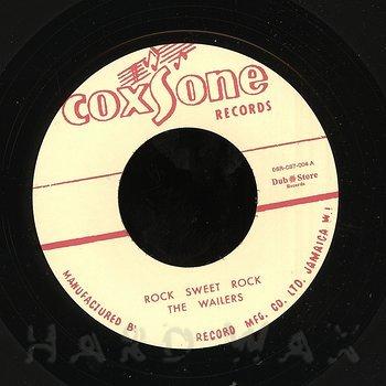 Cover art - The Wailers: Rock Sweet Rock