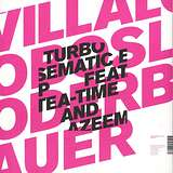Cover art - Villalobos & Loderbauer: Turbo Semantic EP