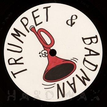 Cover art - Trumpet & Badman: Love Keeps Changing