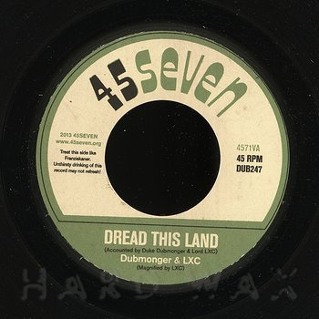 Cover art - Various Artists: Dread This Land Versions