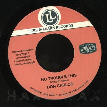 Cover art - Don Carlos: No Trouble This