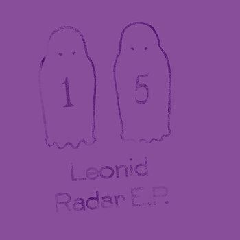 Cover art - Leonid: Radar EP