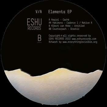 Cover art - Various Artists: Elements EP