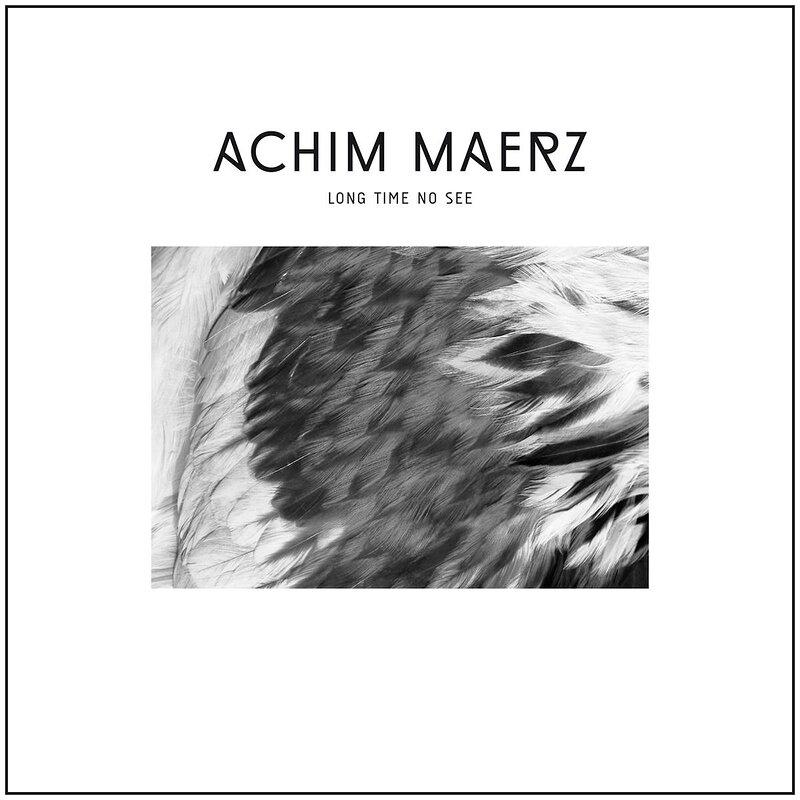 Cover art - Achim Maerz: Long Time No See