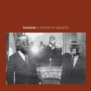 Cover art - Raudive: A System Of Objects