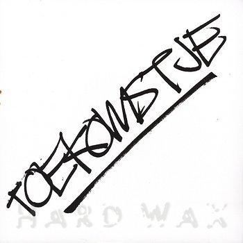 Cover art - Jonas Frederiksen: Toekomstje