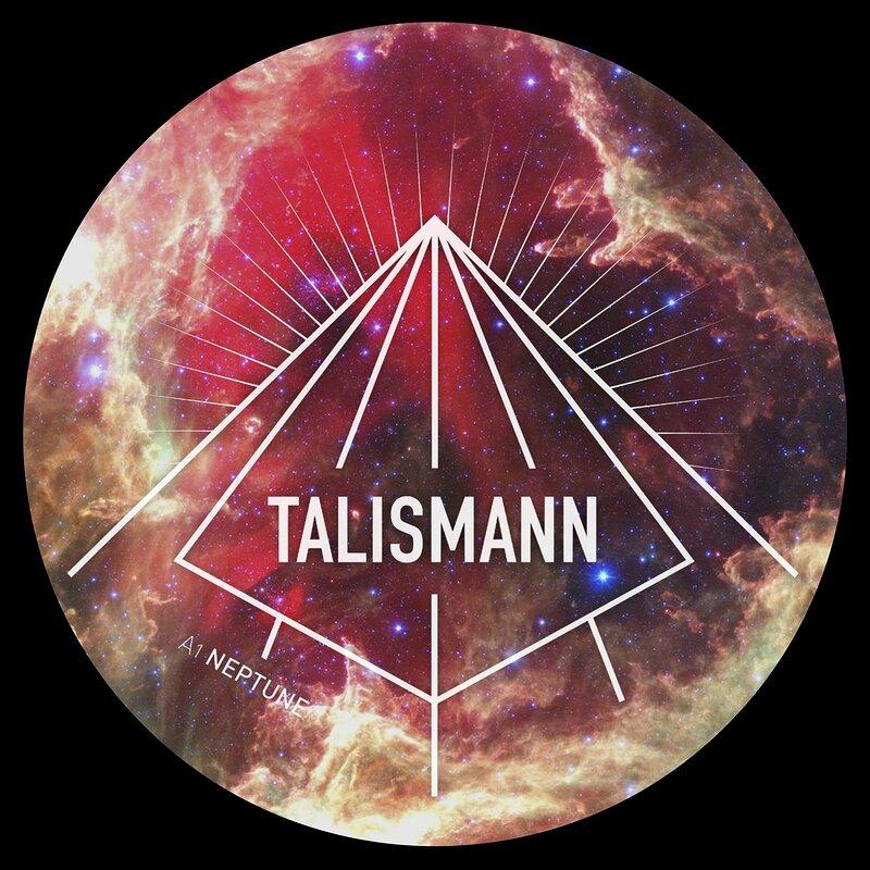 Cover art - Talismann: 003