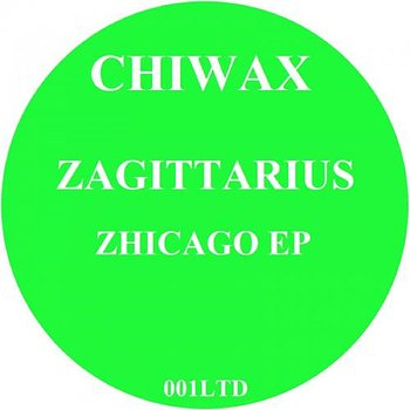 Cover art - Zagittarius: Zhicago EP