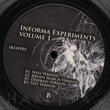 Cover art - Various Artists: Informa Experiments Volume 1