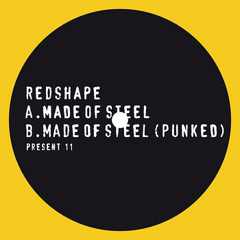 Cover art - Redshape: Made Of Steel