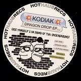 Cover art - Kodiak: Dragon Drop EP