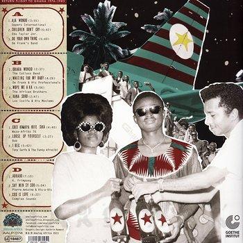 Cover art - Various Artists: Afro-Beat Airways 2: Return Flight To Ghana, 1974-1983