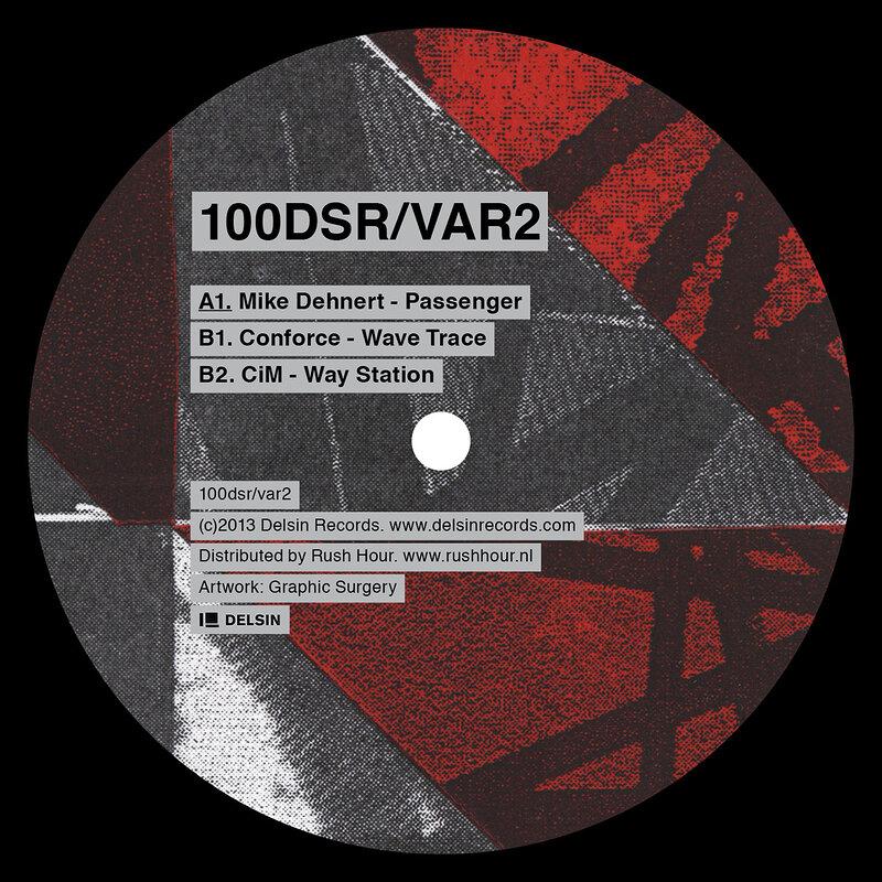 Cover art - Various Artists: 100DSR/VAR2
