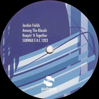 Cover art - Jordan Fields: Among The Kloudz