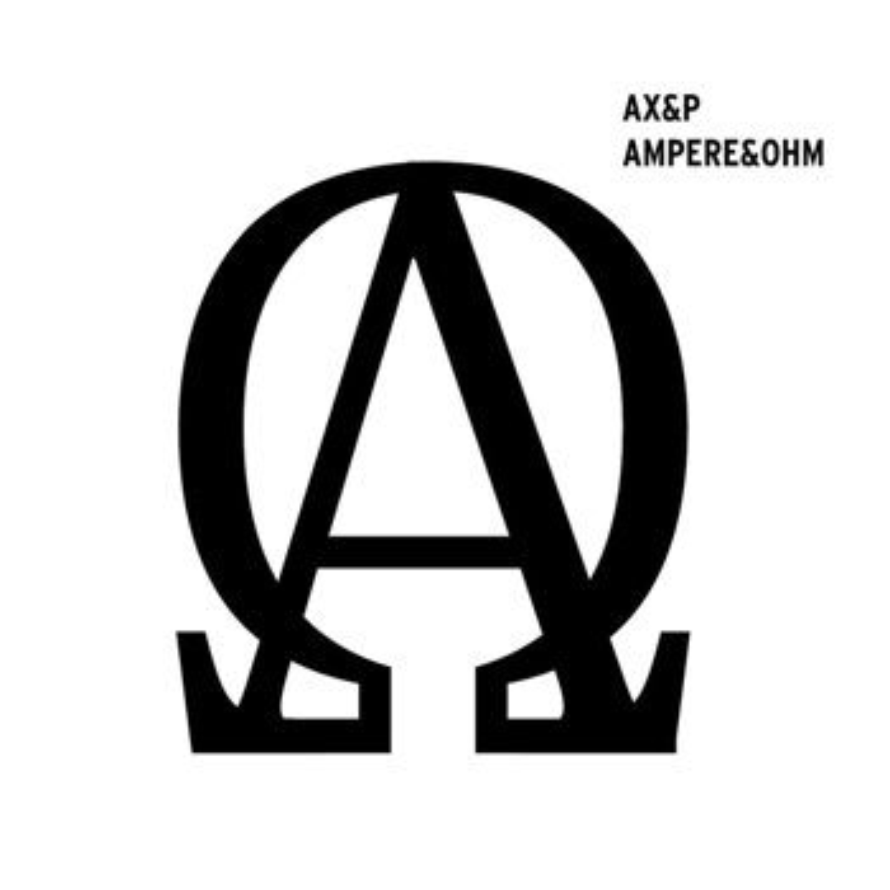 Cover art - Adam X & Perc: Ampere & Ohm