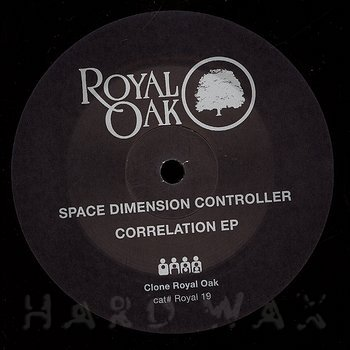 Cover art - Space Dimension Controller: Correlation EP