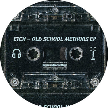Cover art - Etch: Old School Methods EP