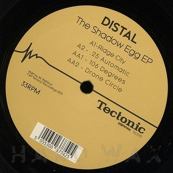 Cover art - Distal: The Shadow Egg EP