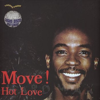 Cover art - Eno Louis: Move