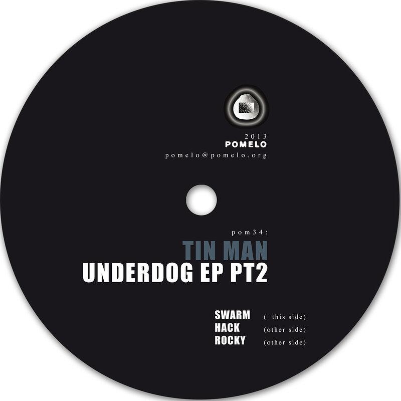 Cover art - Tin Man: Underdog EP Pt. 2