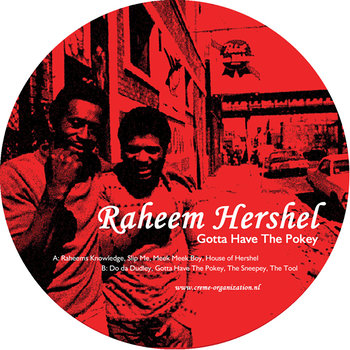 Cover art - Raheem Hershel: Gotta Have The Pokey