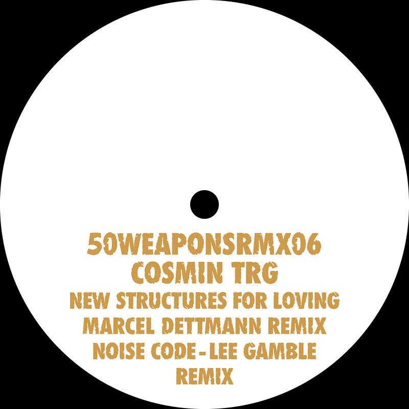 Cover art - Cosmin TRG: Remixes