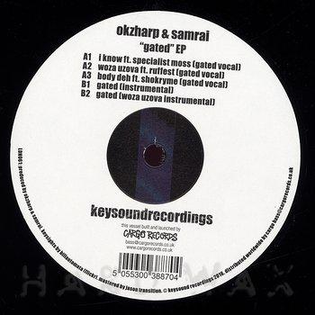 Cover art - Okzharp and Samrai: Gated EP