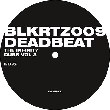 Cover art - Deadbeat: Infinity Dubs Vol. 3