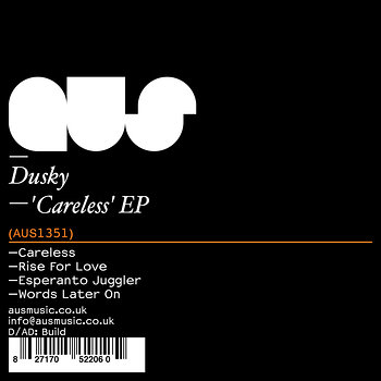 Cover art - Dusky: Careless