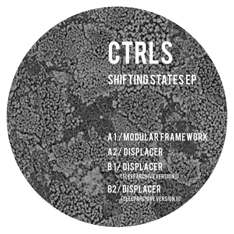 Cover art - Ctrls: Shifting States EP