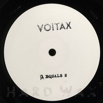 Cover art - Voitax: 1 Equals 2