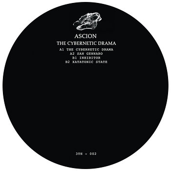 Cover art - Ascion: The Cybernetic Drama