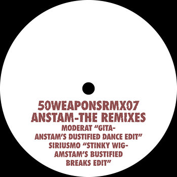Cover art - Anstam: Remixes