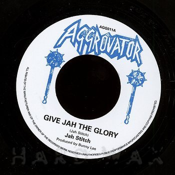 Cover art - Jah Stitch: Give Jah The Glory