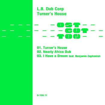 Cover art - L.B. Dub Corp: Turner's House