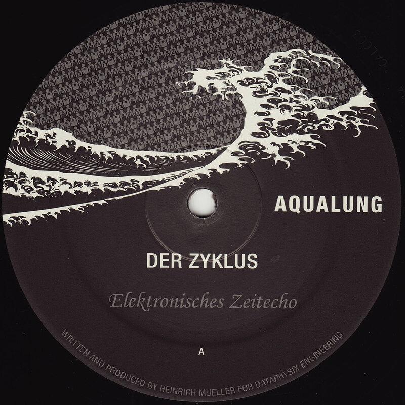 Cover art - Der Zyklus: Elektronisches Zeitecho