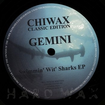 Cover art - Gemini: Swimmin' Wit' Sharks EP