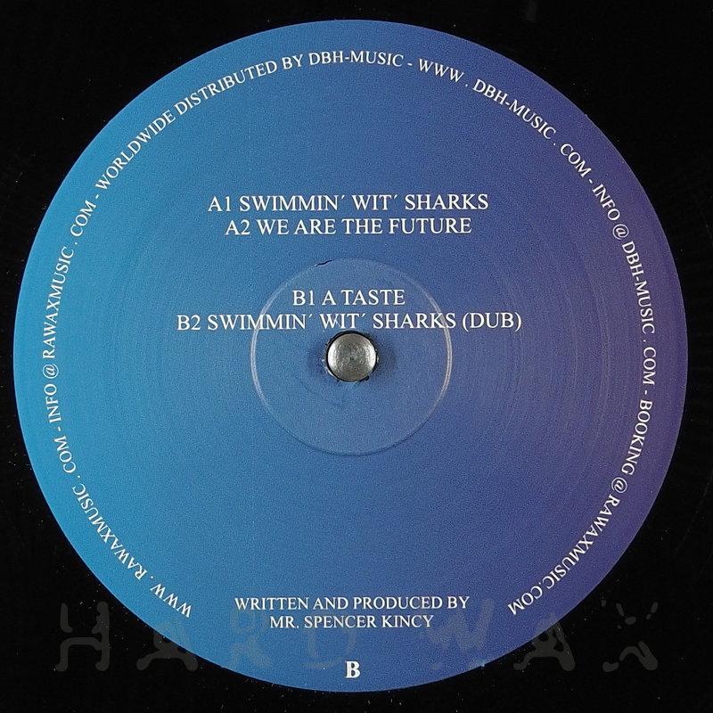 Cover art - Gemini: Swimmin' Wit' Sharks EP